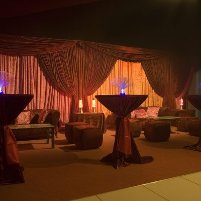 MARQUEE CHILL OUT ROOM