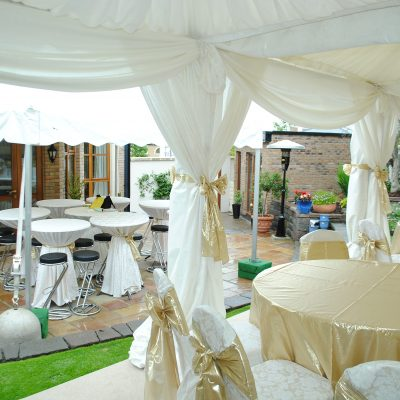 MARQUEE PARTY, MALAHIDE