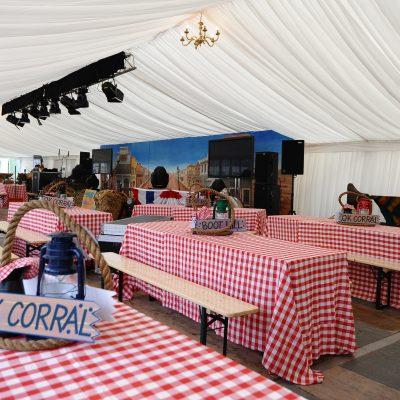 CORPORATE MARQUEE, DUBLIN