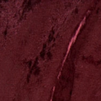 BURGUNDY CRUSHED VELVET